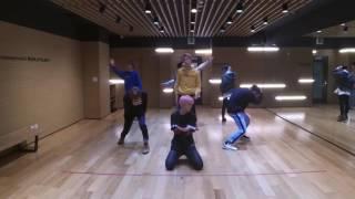 getlinkyoutube.com-ToppDogg (탑독) - 비가 와서 그래 (Rainy day) Dance Practice (Mirrored)