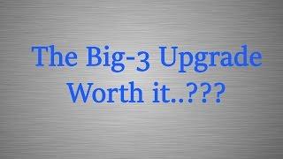 getlinkyoutube.com-Big 3 Upgrade | Before and after
