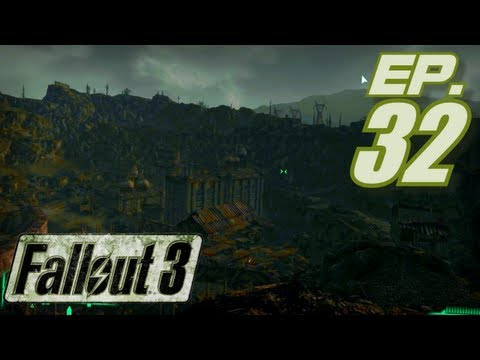 Fallout 3 GOTY Gameplay, Part 32: Trekking over to Vault 112 (Let's Play, 1080p HD)