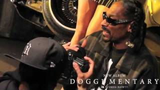 Snoop Dogg - My Fucn House (making Of)