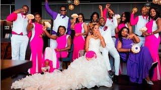 getlinkyoutube.com-Daddy Owen & Farida Official Wedding Video