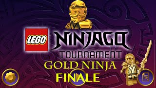 getlinkyoutube.com-Ninjago Tournament App Episode 20: GOLD NINJA FINALE!!!!!