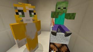 getlinkyoutube.com-Minecraft Xbox - Cave Den - Zombie Pinball (3)