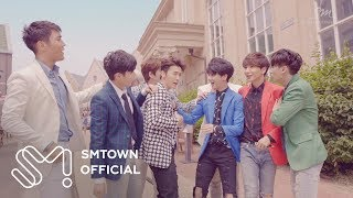getlinkyoutube.com-Super Junior 슈퍼주니어_Magic_Music Video