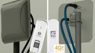 4G модем mimo и антенна 4G mimo