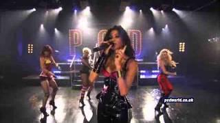 The Pussycat Dolls - Don't Cha Live At Walmart Soundcheck