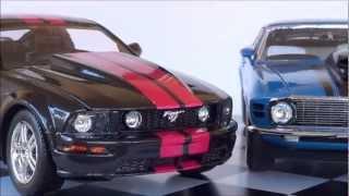 getlinkyoutube.com-Revell 2006 Mustang GT Build @ SMKR
