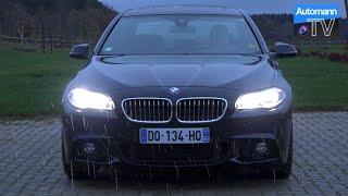 2016 BMW 5-series LCI - Adaptive LED (60FPS)