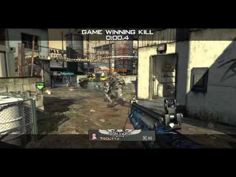 The Will Of A Single Man - MW3 Montage