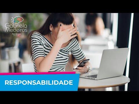 Video Responsabilidades Para Filhos Adolescentes | Psicóloga Gabriela Medeiros