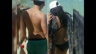 getlinkyoutube.com-Nadine Lustre wears a bikini in their Cebu getaway with James Reid