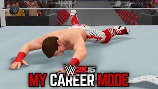 "getlinkyoutube.com-WWE 2K16 My Career Mode - Ep. 192 - ""THE END OF DANGER?!!"""