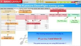 getlinkyoutube.com-5 Min 4 Pic CleanFlight Tuning Guide