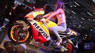 Honda - CBR1000RR Fireblade & MotoGP RC213V Repsol - Auto Expo 2016