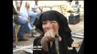 getlinkyoutube.com-ميكنج فيلم أبوعلي - معاناة منى زكي اثناء التصوير (8)
