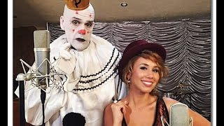 "getlinkyoutube.com-Haley Reinhart & Puddles Pity Party ""Mad World"" 1st Live Performance"