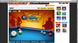 getlinkyoutube.com-How to get free coins in 8 Ball Pool by Miniclip [No surveys]
