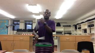 "getlinkyoutube.com-Paul Woods In ""Drums And Sticks"""