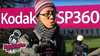 KODAK PIXPRO SP360 4K Hands-on Review