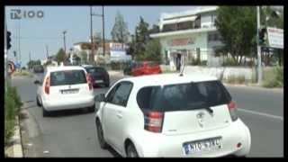 ΔΥΣΤΥΧΗΜΑ ΣΕ ΣΤΑΣΗ ΟΑΣΘ ΣΤΟ ΩΡΑΙΟΚΑΣΤΡΟ(TV100-200813)