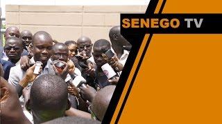 Avocats de Sonko: « On nous a empêchés de faire notre travail»