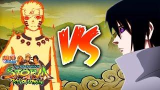 getlinkyoutube.com-Naruto The Last Vs Rinnegan Sasuke (Mods) - NARUTO Shippuden Ultimate Ninja STORM REVOLUTION