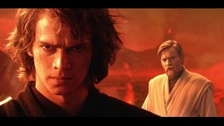 getlinkyoutube.com-Star Wars: Episodio III Anakin vs Obi-Wan [DUB ITA] #1
