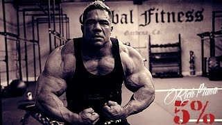 getlinkyoutube.com-WORLD'S BIGGEST ARMS - PAULO 'THE BEAST' ALMEIDA - BLOWIN 'EM UP - Rich Piana