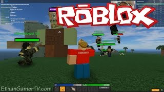 getlinkyoutube.com-GOBLINS!!! Let's play Roblox Monster Islands