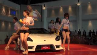 getlinkyoutube.com-Nikky and friends car washing at BKK auto salon