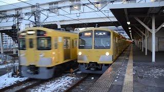 getlinkyoutube.com-西武新宿線 新101系+301系②