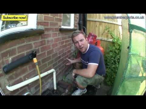WASHING MACHINE WASTE - Plumbing Tips