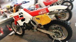 getlinkyoutube.com-1988 YAMAHA YZM500 OW83 | Motocross GP 500cc Class Factory machine