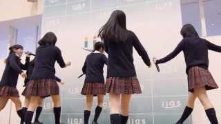 getlinkyoutube.com-ミルクス「もういっかい!」2部 イーアス札幌 北海道のアイドル (14 01 25)