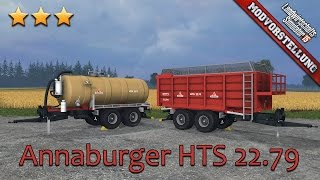 getlinkyoutube.com-LS 15 Modvorstellung #209 ★ Annaburger HTS 22 79
