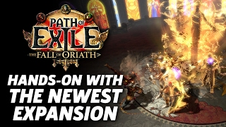 getlinkyoutube.com-Path of Exile: The Fall of Oriath - First Look At The New Expansion