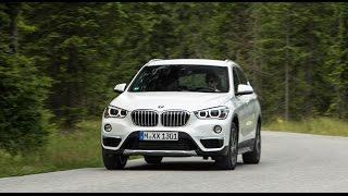 getlinkyoutube.com-2015 Nouveau BMW X1 xDrive 25d xLine : essai AutoMoto