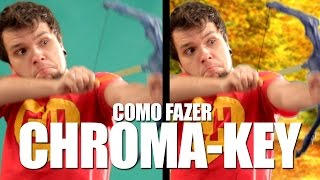 getlinkyoutube.com-COMO FAZER CHROMA KEY!!