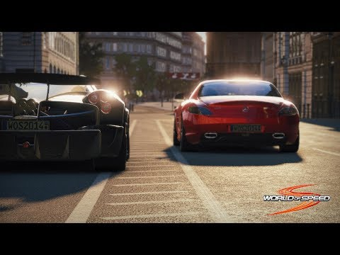 World of Speed - Playing with Premium Cars