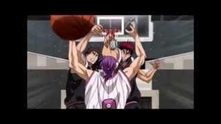 getlinkyoutube.com-Yosen vs Seirin Final Fight!! ZONE vs ZONE