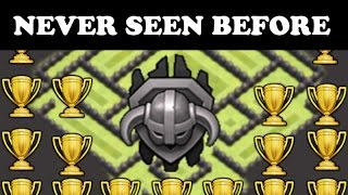 getlinkyoutube.com-Best Town Hall 8 (TH8) Base Ever | Troll Trophy Base For Master league | Never Seen Before |
