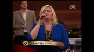 getlinkyoutube.com-One Moment in His Presence  - Martha Borg
