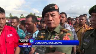 getlinkyoutube.com-ISIS Ancam Panglima TNI, Polri dan Bandser - NET17
