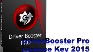 getlinkyoutube.com-Driver Booster 2.2 PRO Key Free