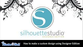 getlinkyoutube.com-TRW Webinar: How to Create A Custom Design in Silhouette Designer Edition 3/27/15