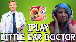 Little Ear Doctor (iPad Gameplay)
