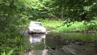 getlinkyoutube.com-Subaru Outback 2014 Difficult Offroad [HD 1080p 60fps]
