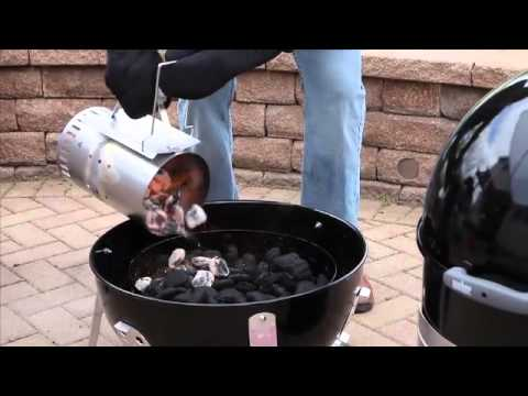 Weber Grills: Smoking on Your Smoker