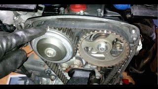 getlinkyoutube.com-ᴴᴰ(Part 2) Toyota 4AGE 20 valve black top engine rebuild: Timing Components