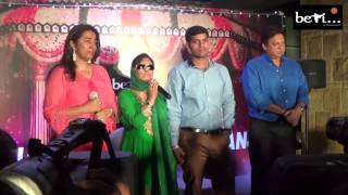 getlinkyoutube.com-Acid attack victim Sonali Mukherjee's  Wedding Reception by 'Beti' Founder Anu Ranjan